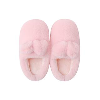 Maura软萌系列柔暖儿童拖鞋-长耳兔