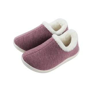 Dola加厚毛绒家居暖靴