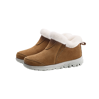 Leia真皮羊毛系列休闲暖靴-儿童