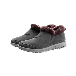 Leia真皮羊毛系列休闲暖靴-男士