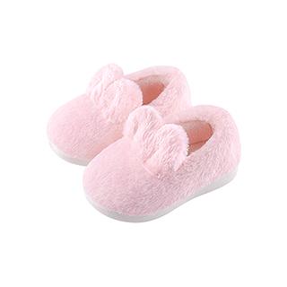 Maura软萌系列柔暖儿童暖靴-长耳兔