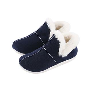 Ella加厚毛绒家居暖靴