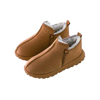 Elisha品质羊毛休闲暖靴-男士