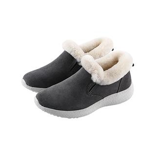Niels真皮羊毛休闲暖靴-儿童