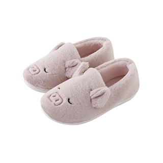 Katy软萌系列儿童暖靴-可爱猪
