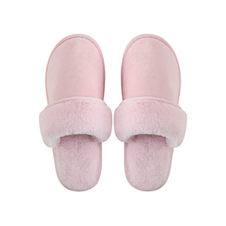 Bella水晶绒系列柔暖家居拖鞋