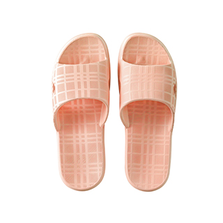 Aiden经典格纹浴室拖鞋