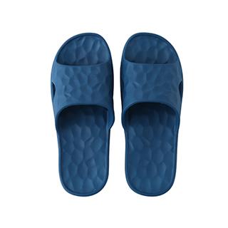 Aiden轻便透气浴室拖鞋-水波款