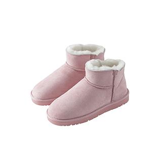 Ursula保暖羊毛短筒雪地靴-女士