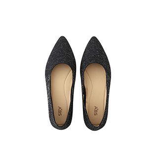Lissom轻盈系列针织浅口单鞋-优雅款