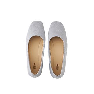 Lissom轻盈系列针织浅口单鞋-复古款