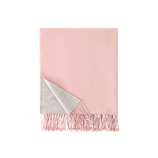 Alysa爱丽莎双面素色多用围巾