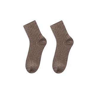 Sophia柔暖羊毛中筒袜-男士