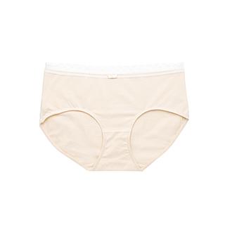 Pamela棉质中腰内裤-女士简约款
