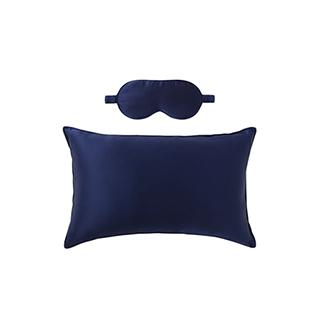 Elizabeth宫廷风真丝眼罩枕套礼盒