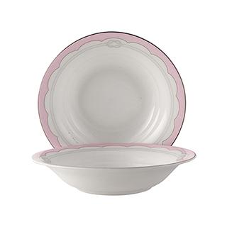 Ailsa花漾情结系列骨瓷餐盘2只装(7.5英寸)