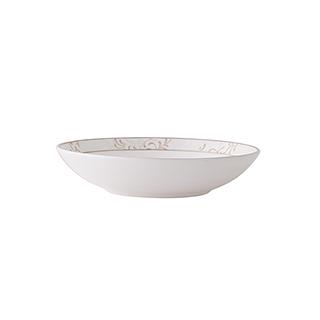 Myron玲珑雅致系列骨瓷小吃碟2只装(5.5英寸)