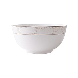 Myron玲珑雅致系列骨瓷小汤碗2只装(6英寸)