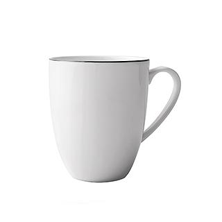 Ingrid英格丽银边系列骨瓷水杯