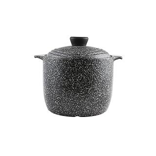 Patrick矿岩系列耐高温陶瓷汤锅(4.8L)