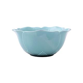 Vernal清风荷影系列陶瓷汤碗(10英寸)