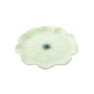 Vernal清风荷影系列陶瓷餐盘(8英寸)