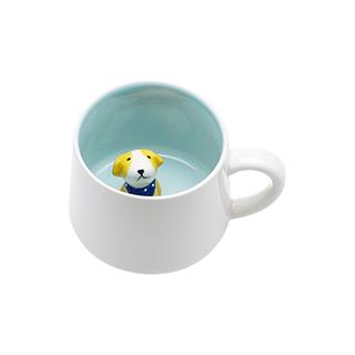 Petty萌系陶瓷马克杯-小狗