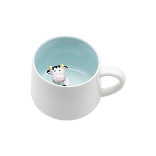 Petty萌系陶瓷马克杯-奶牛