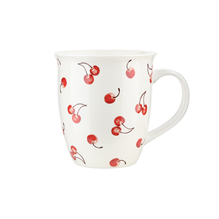 Fruits果趣系列马克杯-樱桃(570ml)