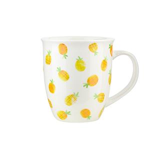 Fruits果趣系列马克杯-菠萝(570ml)