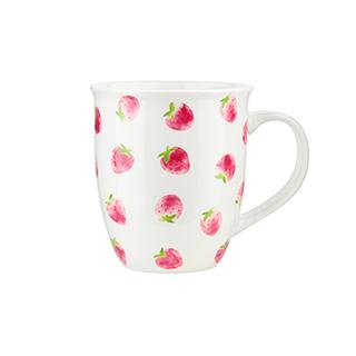 Fruits果趣系列马克杯-草莓(570ml)