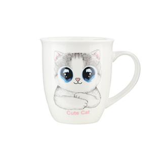 Pets萌宠系列马克杯-大眼猫(570ml)