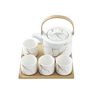 Fallon日式金石丝竹茶具套装