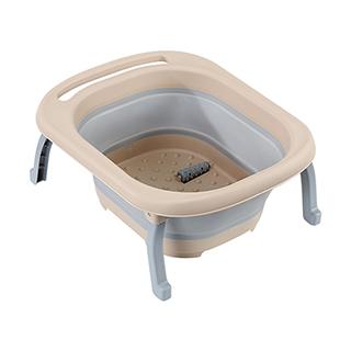 Warren可折叠按摩足浴桶