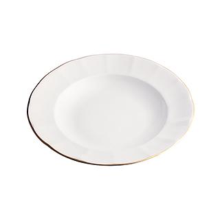 Collection典藏系列骨瓷餐盘(9英寸)