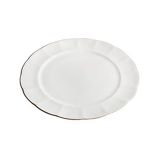 Collection典藏系列骨瓷餐盘(10.5英寸)