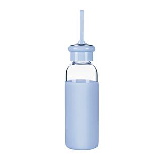 Larry便携式耐热玻璃杯(450ml)