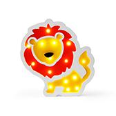 Meroy萌系卡通LED装饰灯(狮子)