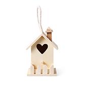 Birdhouse创意DIY涂色小木屋-H款