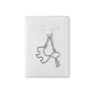 Floy弗洛伊系列创意护照包(钥匙+小狗)