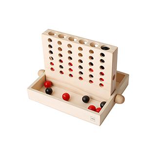 Kevin儿童益智玩具系列立体四子棋