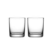 Debbie德比优雅系列无铅威士忌杯(2只装)