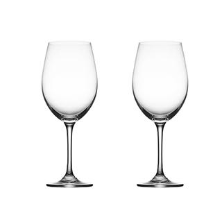 Debbie德比优雅系列无铅白酒杯(2只装)