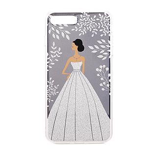 Sibyl西贝尔时尚系列闪粉公主手机壳(IPhone7)