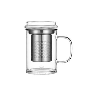 Hills耐热玻璃系列泡茶杯-经典款(400ml)