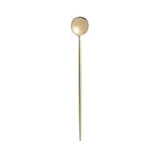 Golden鎏金系列不锈钢长柄勺