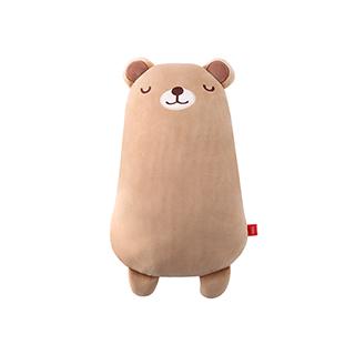 Meroy萌系卡通公仔-暖手熊