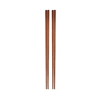Natural质朴系列枣木筷-加长款(2双装)