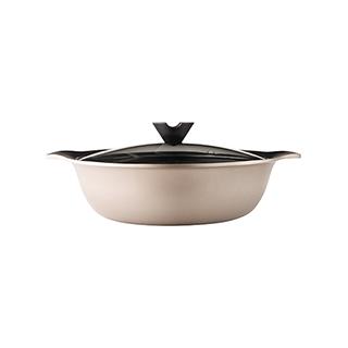 Hot-pot家用多功能分格鸳鸯锅(30cm)