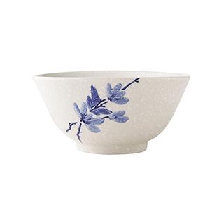 Snowing雪花釉系列青韵陶瓷碗(6英寸)